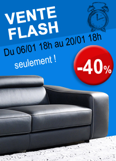 Bloc vente flash janvier 2018