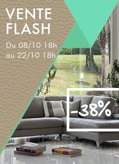 canapés design en vente flash
