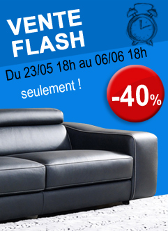 vente flash canapé