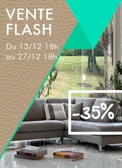 canapé en vente flash