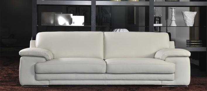 Canapé cuir Douglas