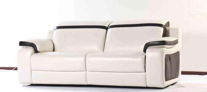 Canapé cuir relax Calvi