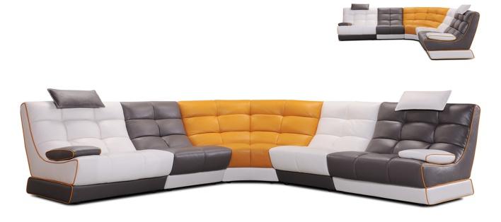 Canapé modulable ALLAN . Module à partir de