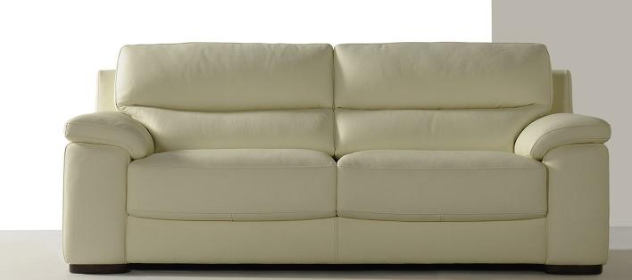 Canapé cuir Bari