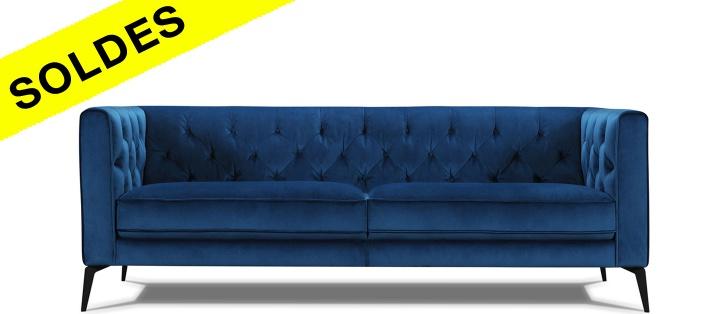 Canapé tissu Twister