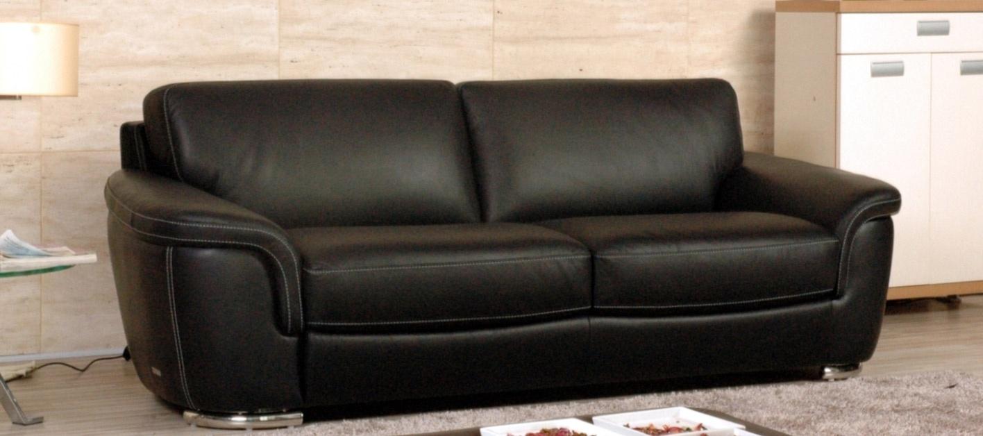canap cuir napoli. Black Bedroom Furniture Sets. Home Design Ideas