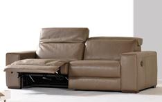 Canapé cuir relax Veccio