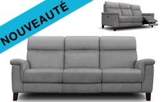Canapé tissu relax Dotti