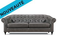 Canapé cuir Ventura