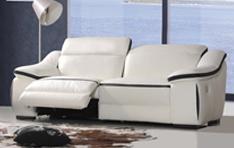 Canapé cuir relax Bradley