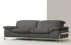 Canapé cuir Sidney