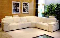 Canapé d'angle Malibu