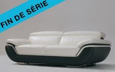 Canapé cuir Moby