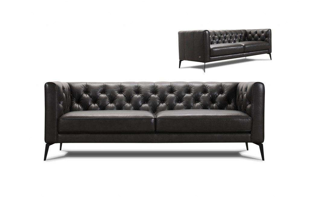 canapé chesterfield revisité