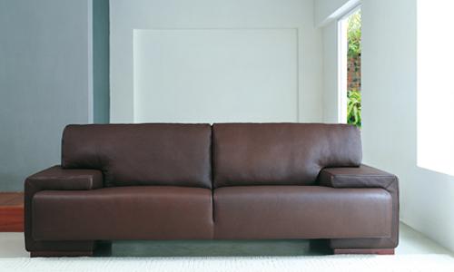Quel déco avec un canapé cuir marron ?
