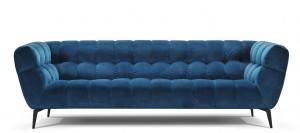 canapé en tissu curby