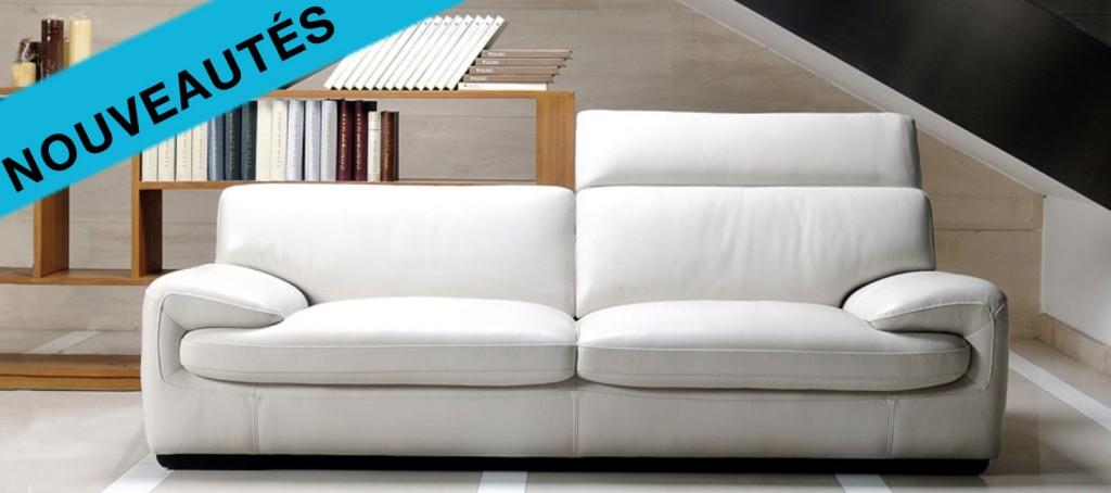 canap hamilton un canap cuir design tout en rondeur. Black Bedroom Furniture Sets. Home Design Ideas