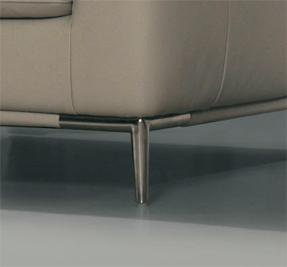 nouveau canap cuir design jerk canap cuir indmodable - Pied De Canape Design