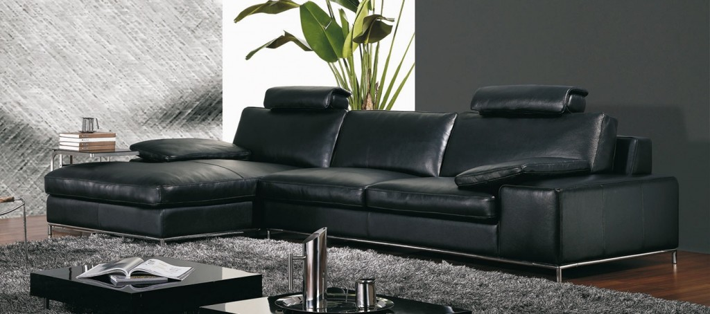 achat canape cuir angle. Black Bedroom Furniture Sets. Home Design Ideas