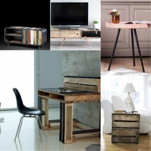 meubles style usine